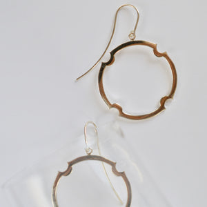 Champers Cabal Drop Earring