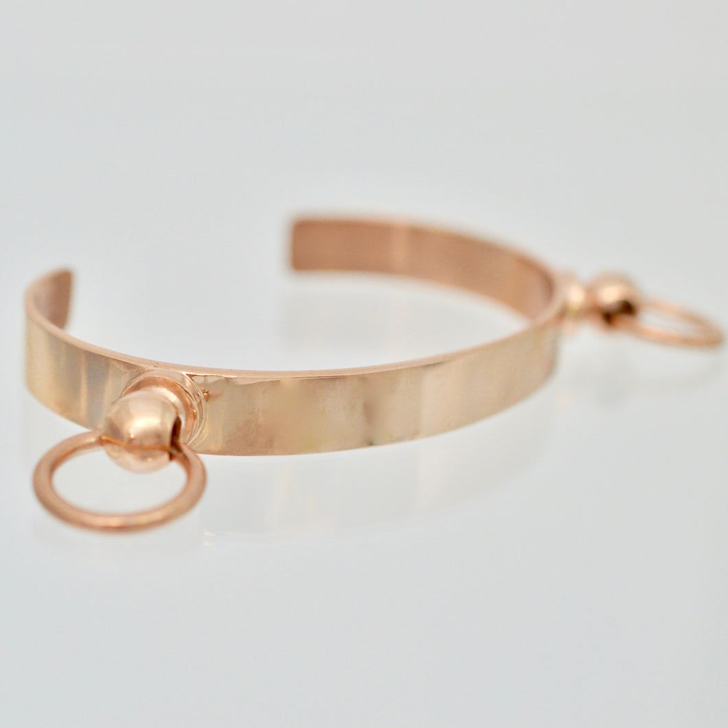 Buckets, Baby Bracelet in Rosé Gold