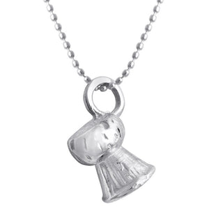 Miniature Champagne Cory Necklace - Laura Lobdell