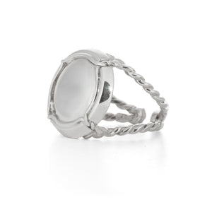 Champagne Cap Ring designed by Laura Lobdell