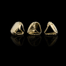 Custom Champers Rings - lauralobdell.com - 3