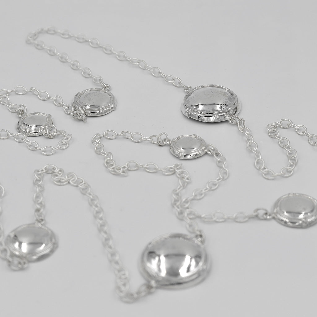 Champers Chain Necklace - lauralobdell.com