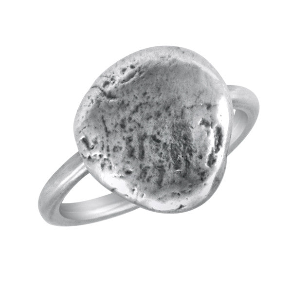 Beach Stone Rings - lauralobdell.com