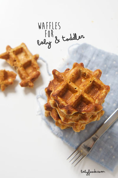 LITTLE WAFFLES FOR PERFECT HANDS