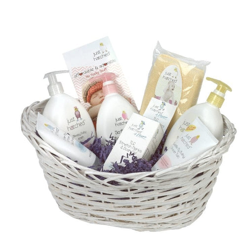 The Essentials Gift Basket