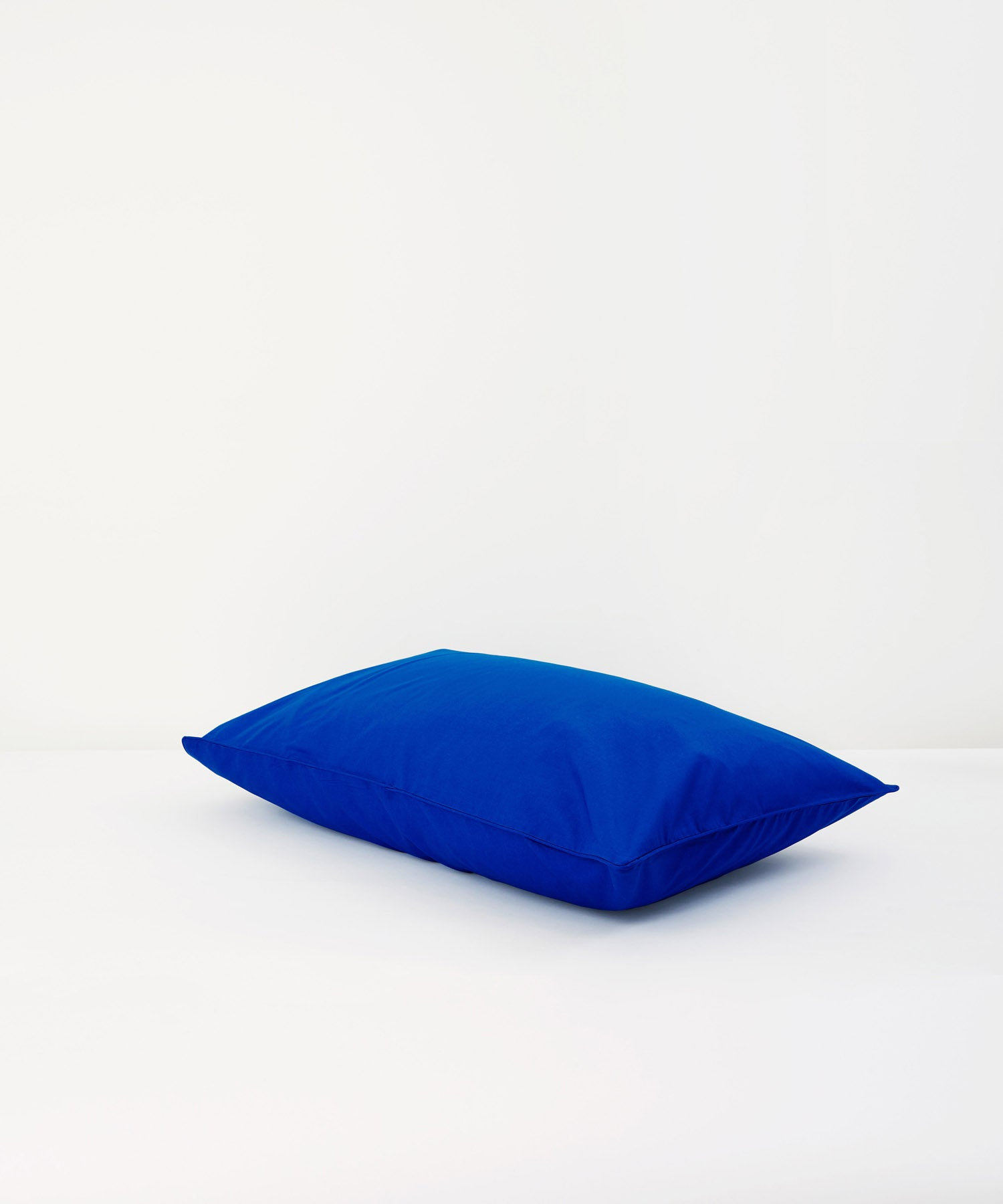 Blue Pillowcases