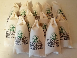 "TWELVE BOTTLES of Ole Time Woodsman Fly Dope with economy pricing.  (Free Shipping In USA) - Ole Time Woodsman Fly Dope ""Since 1882, The World's First and Best Protection Against All Biting Insects!"""