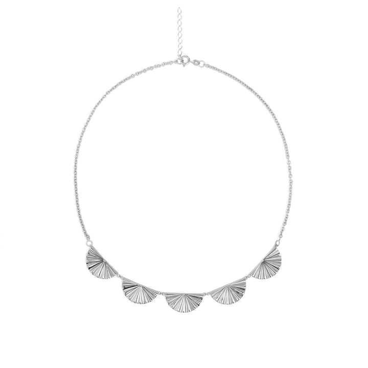 Collar Statement 'Light' plata de ley 925