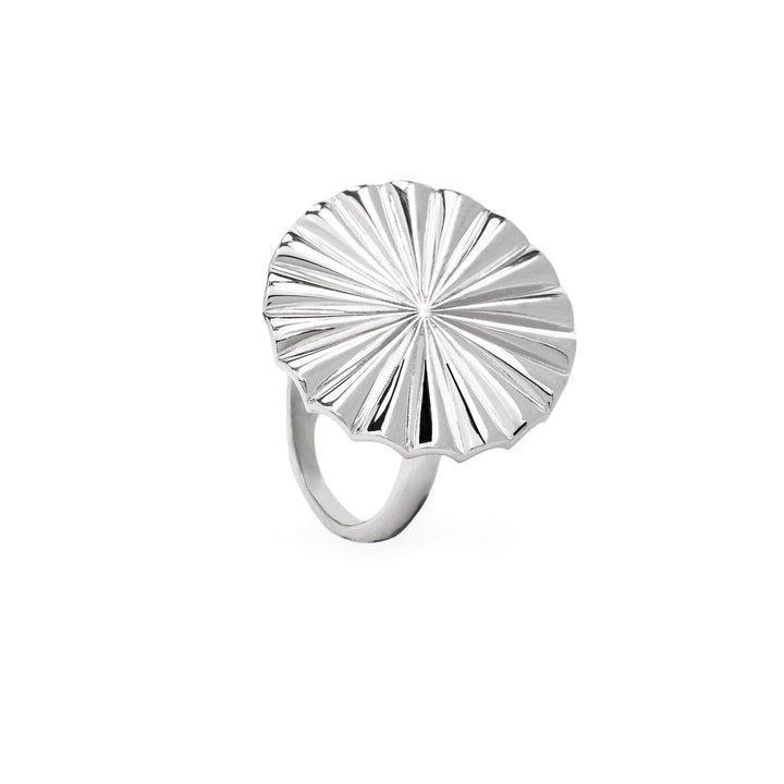Anillo Statement 'Light' plata de ley 925