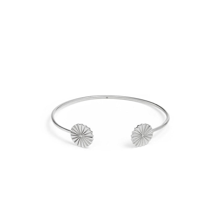 Brazalete 'Light' plata de ley 925