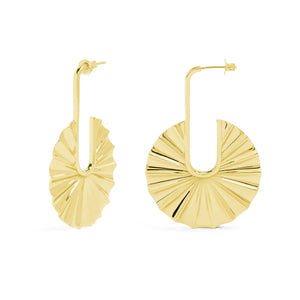 Pendientes Statement 'Light' plata de ley 925