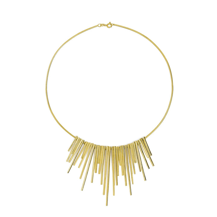 Collar statement 'Shine' plata de ley 925