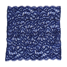 Load image into Gallery viewer, Duchess Pocket Square in Venetian Blue.
