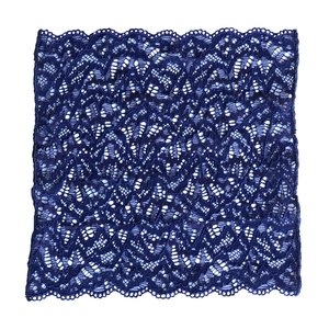 Duchess Pocket Square in Venetian Blue.