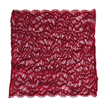 Load image into Gallery viewer, Duchess Pocket Square in Passion Red.
