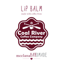 Load image into Gallery viewer, lip balm [coffee-infused]