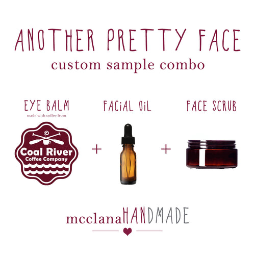 another pretty face : custom sample combo