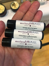 Load image into Gallery viewer, holiday scented lip balm bundle
