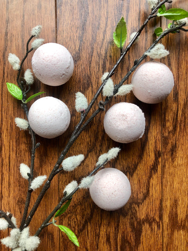 bath bombs : set of 5