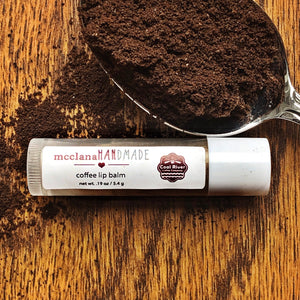 lip balm [coffee-infused]