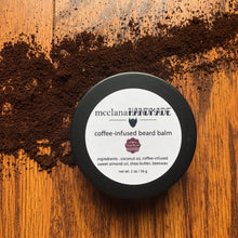 Load image into Gallery viewer, beard balm [coffee-infused]