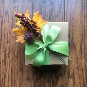 custom handmade gift set
