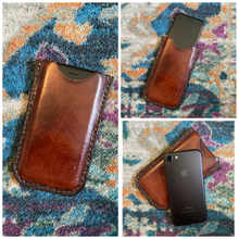 Load image into Gallery viewer, leather phone accessories