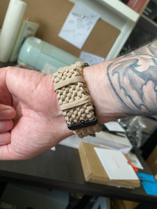 paracord watch bands - Apple watch