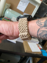 Load image into Gallery viewer, paracord watch bands - Apple watch