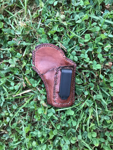 custom leather conceal carry holster