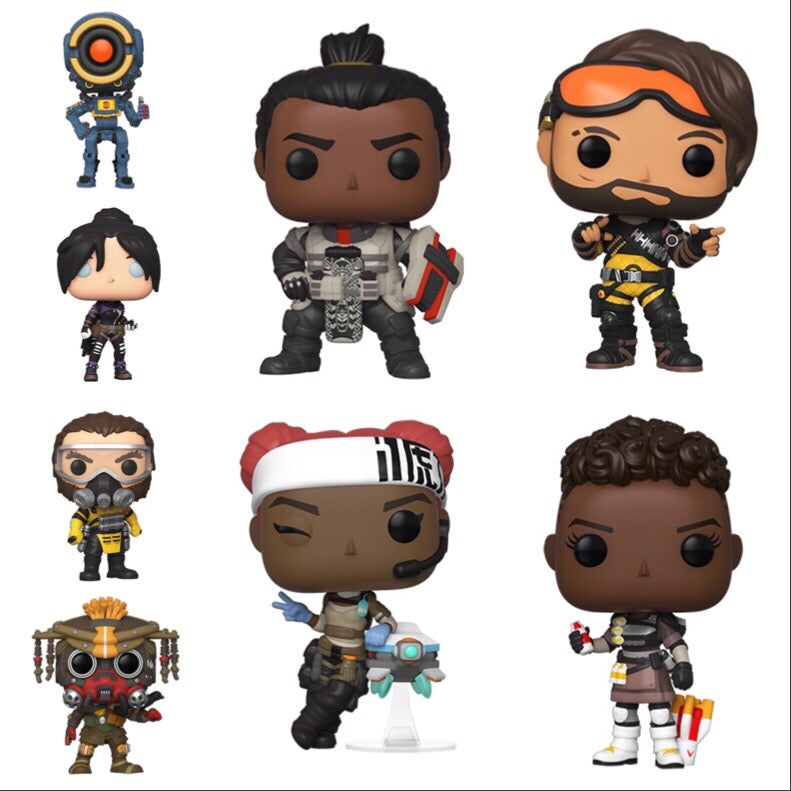 Apex Legends Set - Smeye World