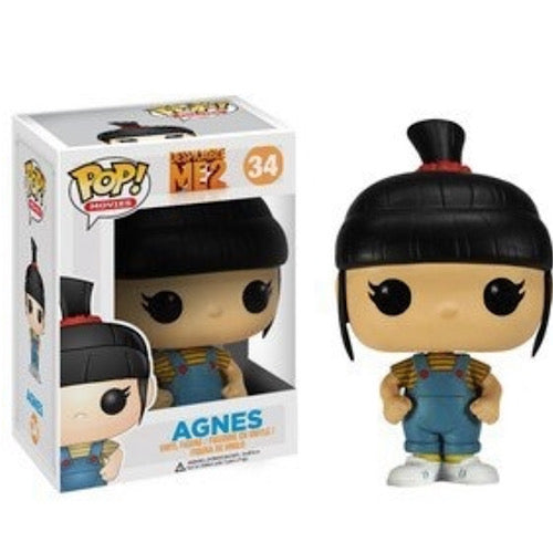 Agnes, #34, (Condition 6/10) - Smeye World