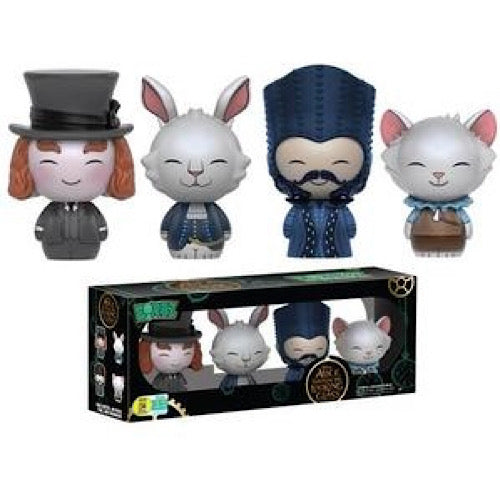 Alice Through The Looking Glass, Dorbz, LE 750, 2016 SDCC, (Condition 8/10) - Smeye World