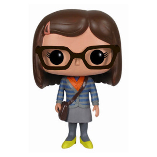 Amy Farrah Fowler, #42, (Condition 7.5/10)