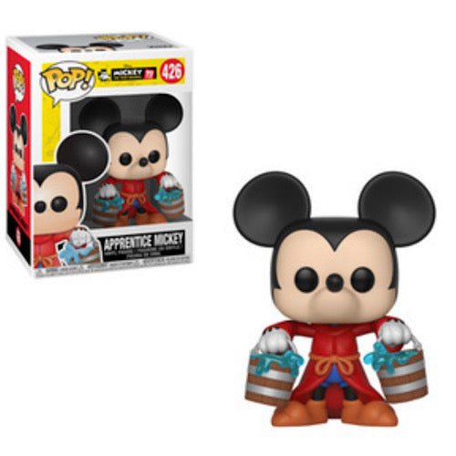 Apprentice Mickey, (Condition 7/10) - Smeye World
