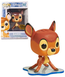 Bambi (Ice), Disney Treasures Exclusive, #351, (Condition 7/10)