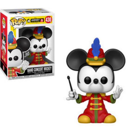 Band Concert Mickey, (Condition 9/10) - Smeye World
