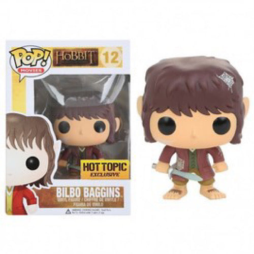 Bilbo Baggins, Hot Topic Exclusive, #12 , (Condition 6.5/10)