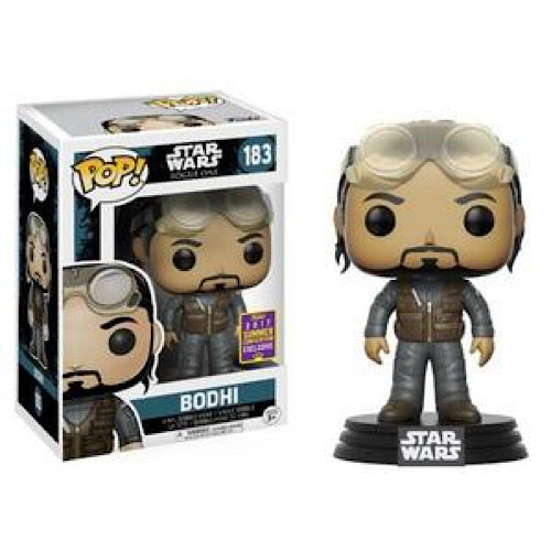 Bodhi, 2017 SDCC/ Target Exclusive, #183, (Condition 8/10) - Smeye World