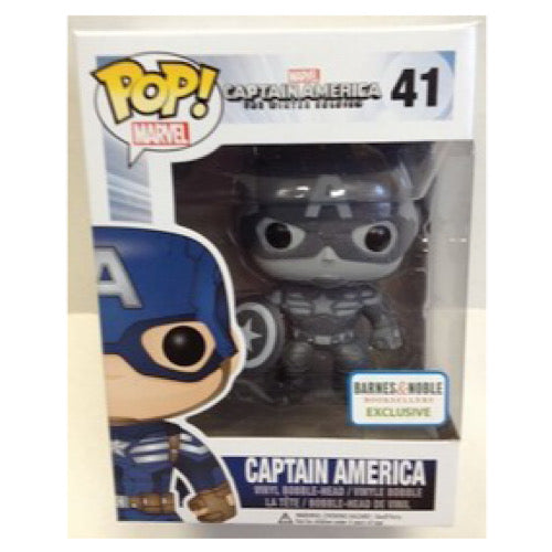 Captain America, Barnes and Noble Exclusive, #41, (Condition 7.5/10)