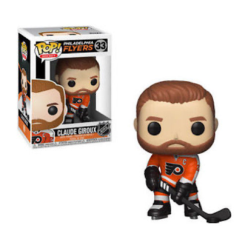 Claude Giroux, #33, (Condition 6.5/10)