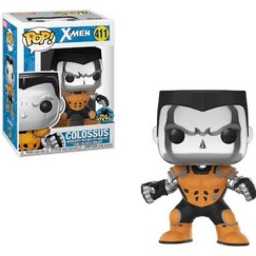 Colossus, Comikaze Exclusive, #411, (Condition 9/10)