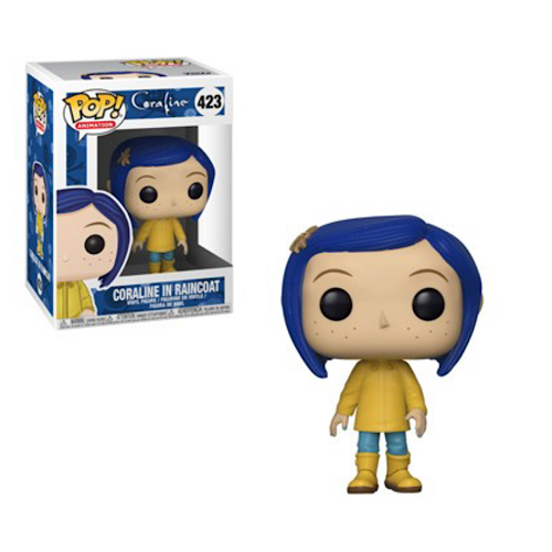 Coraline in Raincoat, #423, (Condition 8/10) - Smeye World