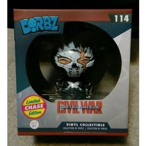 Crossbones, Chase, Dorbz, Released 2016, Vaulted, #114, (Condition 8/10) - Smeye World