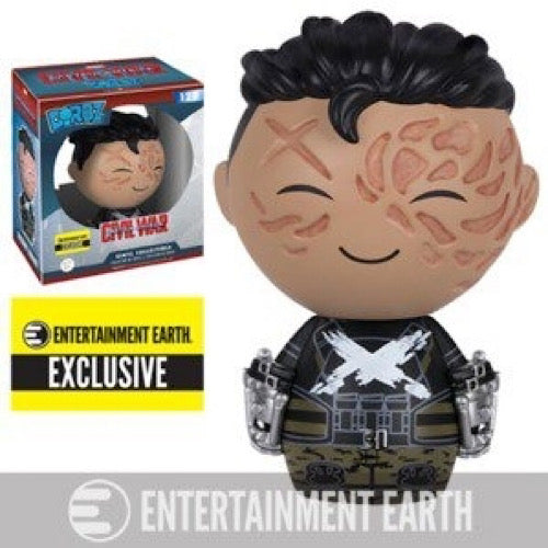 Crossbones, Unmasked, Dorbz, EE Exclusive, #129, (Condition 8/10) - Smeye World