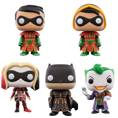 Pop! Heroes: DC Imperial Palace Wave 1 w/Chase