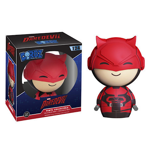 Daredevil, Dorbz, #124, (Condition 8/10) - Smeye World