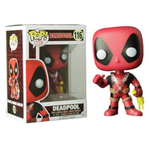 Deadpool, Walgreens Exclusive, #116, (Condition 9/10)