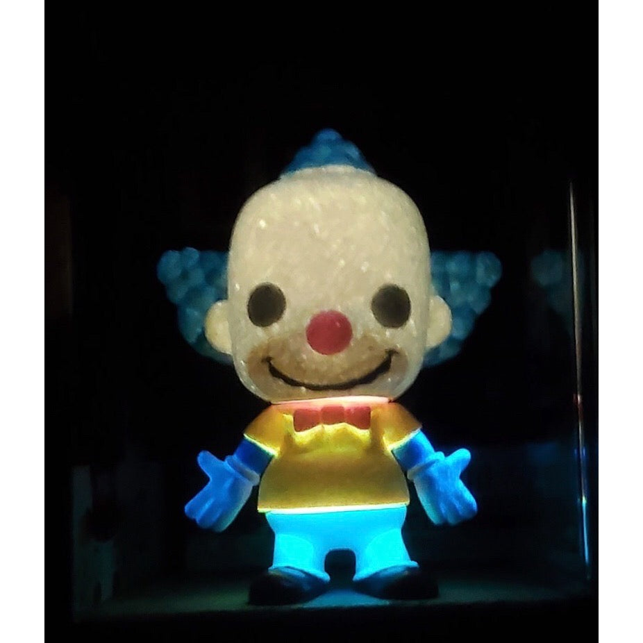 Smeye Custom LE25 Glow Krusty - Smeye World