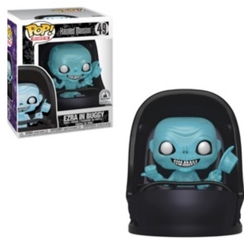 Ezra in Buggy, Disney Exclusive, (Condition 8/10) - Smeye World